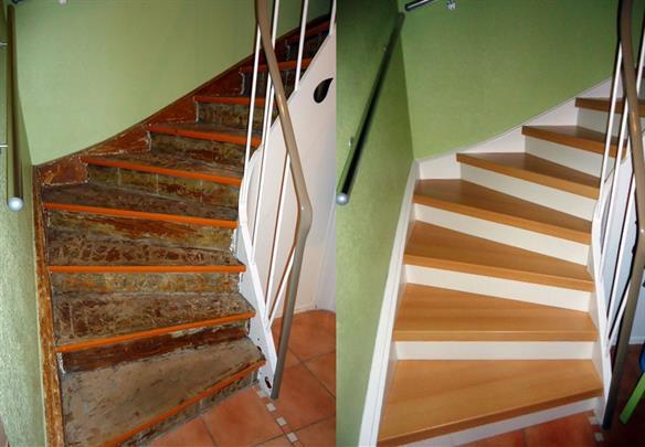 treppen renovierung sanierung modernisierung lies renovierung leverkusen renovierung u. Black Bedroom Furniture Sets. Home Design Ideas