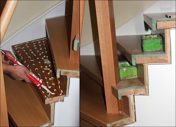 Treppenhaus modernisieren  Treppenhaus Treppen Treppengelaenger modernisieren mit System - LIES ...