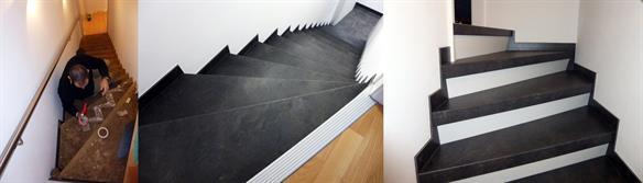 Steintreppe Renovieren renovierung einer betontreppe lies renovierung leverkusen